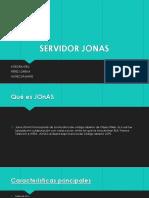 Servidor Jonas