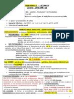 Tributario - Examen 2 - Cuadro