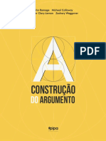 eBook a Construcao Do Argumento