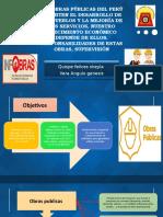 Las Obras Públicas Del Perú Permiten El Desarrollo