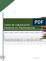 Apunte a Conceptos de Neurosicoeducacion La UCCM