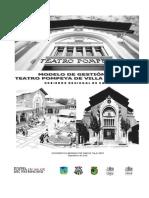 Modelo de Gestión Teatro Pompeya Villa Alemana