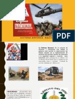 II Unidad Defensa Nacional