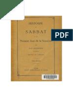 Histoire Du Sabbat