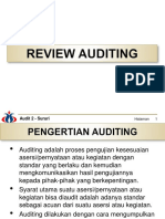 Review Auditing