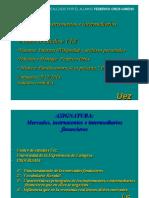 Mercados Instrumentos e Intermediarios Financieros