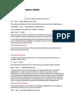 Determinacion, Cl,Br, CN .