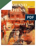 Roland Dyens - Deux Hommages a Marcel Dadi.pdf