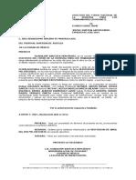 Causa Ejecutoria Yañez Morales
