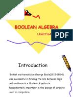 5 Boolean Algebra