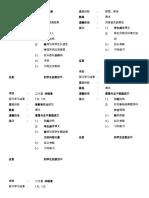 华语(五年级)