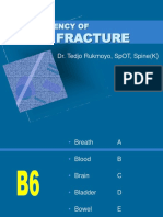 1. EMERGENCY OFTHE FRACTURE-KULIAH INT_dr. Tedjo.ppt