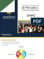 Dirección Nacional de Mercadeo y Comunicaciones