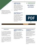 TRIPTICO DE SAN PEDRO Y SAN PABLO.docx