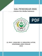 Proposal Bkk Cimed 2018