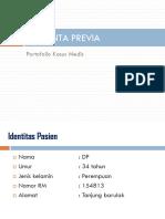 Ppt Placenta Previa