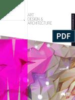 Monash University Art Design & Architecture (MADA) 2019 Undergraduate Course Guide