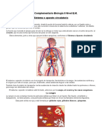 CIRCULATORIOl Complementario Biología II Nivel