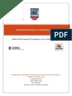 Presupuesto Participativo y Participación Ciudadana (Autoguardado)