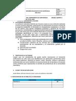 Formato de Informe Diagnostico de Conviencia