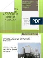 Investigacion de Accidentes-seg Industrial