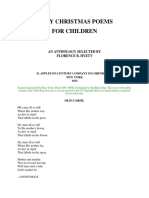 7444.Fifty Christmas Poems for Children