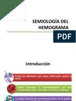 Semiología Del Hemograma Lab