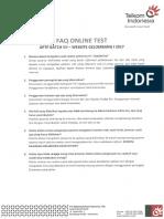 FAQ - Online Test PT. Telkom Indonesia.pdf