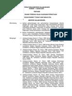 Permendagri No 1 TH 2007-RTH KOTA