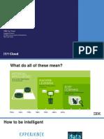 IBM Analytics - Ladder to AI