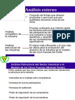 Analisis de Industria Cinco Fuerzas de Porter Ean
