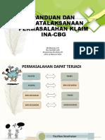 Panduan Dan Penatalaksanaan Permasalahan Klaim (Apci 14022018)