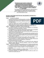 Guia de Estudio Para Examen de Regularización de Adolescencia-bloque_II