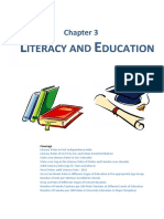 Chapter_3 LITERACY AND EDUCATION
