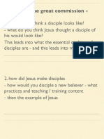 Making Disciples Introduction Part 1/2