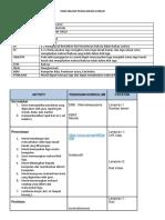 Rancangan Pengajaran Harian Kursus Bm 2018