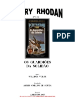 P-515 - OS Guardiões da Solidão - William Voltz