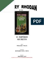 P-519 - O Império Secreto - William Voltz