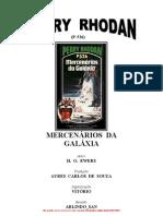 P-526 - Mercenários da Galáxia  - H. G. Ewers