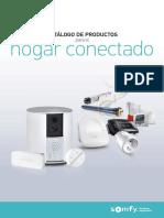 201808 Somfy Catálogo de Productos Para El Hogar Conectado