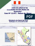 Inf Cidh Mayoc San Mateo 25.04.05