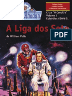 Perry Rhodan Volume 650 651