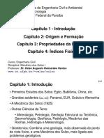 Solos - Cap 1-2-3-4