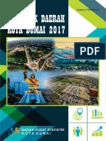 Statistik Daerah Kota Dumai 2017
