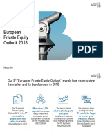 European Private Equity Outlook 2018