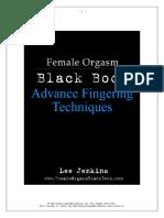 240391350 Female Orgasm Blackbook Advanced Fingering Techniques