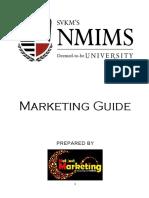 Marketing Reckoner - NJM