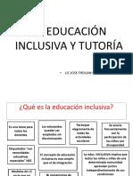Educ. Inclusiva