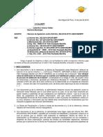 Informe Nro. 203-2016-Opuyr Feliz Huaripata Mantilla - Apel. a Rj 065-2016