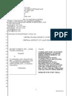 BDI v. JY Designs - Complaint